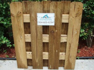 Fences Amp Gates All Fencing Amp Repair Sunrise Fl